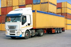 Containertransport Österreich